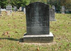 Elizabeth <i>Leggett</i> Bee