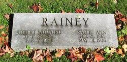 Sallie <i>Anderson</i> Rainey