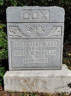 Susan M. <i>Douglas</i> Cox