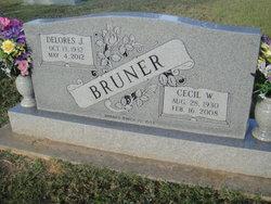 Delores Jean <i>Nemechek</i> Bruner