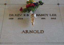 Nancy Lee <i>Back</i> Arnold