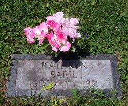 Kathryn <i>Pillion</i> Baril