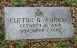 Clifton B Jenness
