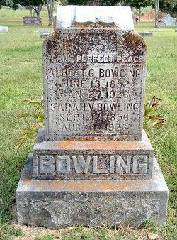 Albert G. Bowling