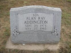 Alan Ray Addington