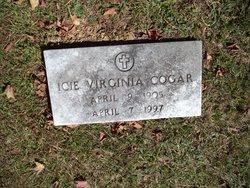 Icie Virginia <i>Carpenter</i> Cogar