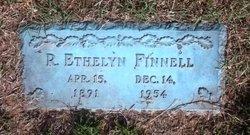 Rose Ethelyn <i>Goebel</i> Finnell