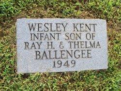 Wesley Kent Ballengee