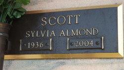 Sylvia Jean <i>Almond</i> Scott