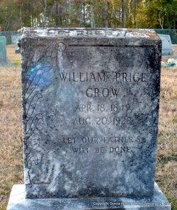 William Price Billy Crow