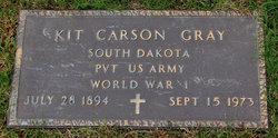 Kit Carson Gray
