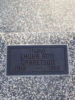 Laura Ann Tudy <i>Ward</i> Garretson
