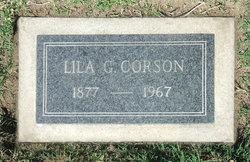 Lila Grace <i>Field</i> Corson