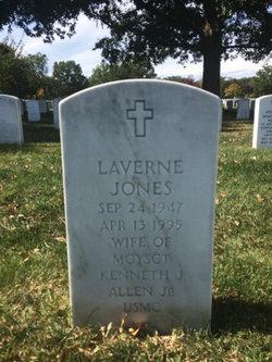 Laverne <i>Jones</i> Allen