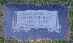 Darren Briggs
