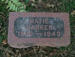 Matie <i>Bowman</i> Barker