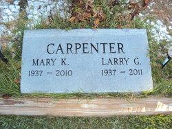 Mary Kathrine <i>Failes</i> Carpenter