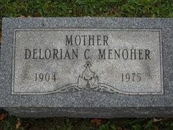 Delorian C <i>Lindsey</i> Menoher