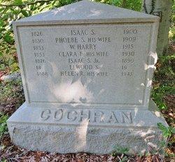 Isaac Stanley Cochran