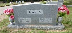 Doris Marie <i>Nevill</i> Davis