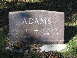 Beverly J <i>Mickelson</i> Adams