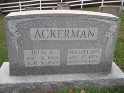 John Adam Ackerman