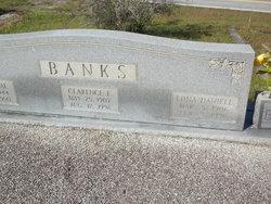 Edna <i>Daniell</i> Banks