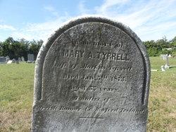 Mary A Tyrrell