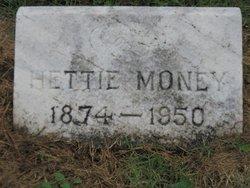 Hepsybeth Hettie <i>Markins</i> Money