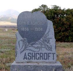 John R. Ashcroft