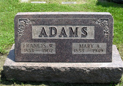 Mary Alice <i>Dougherty</i> Adams