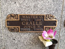 Walter O. Cralle
