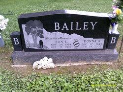 Donna Kay <i>McCandless</i> Bailey