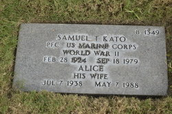 Alice Kato