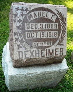 Mabel E <i>Hatch</i> Dexheimer