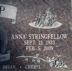 Anna <i>Stringfellow</i> Kump