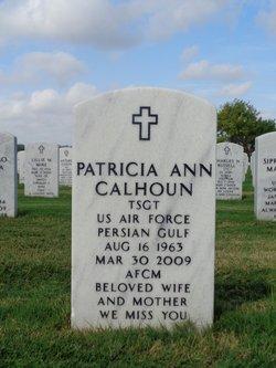 Patricia Ann Calhoun