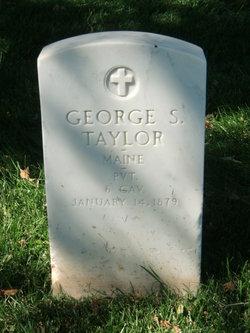 George S Taylor
