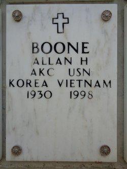 Allan H Boone