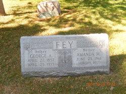 Amanda Mary <i>Harding</i> Fey