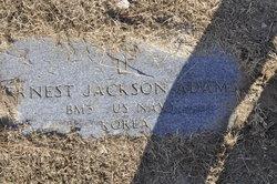 Ernest Jackson Jackie Adams