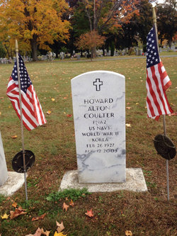 Howard Alton Coulter