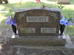 Marjorie <i>Hanford</i> Bouchey