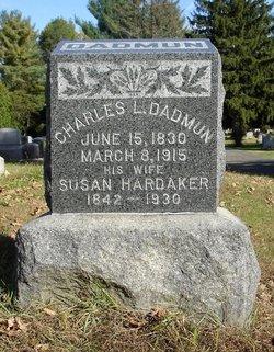 Susan <i>Hardaker</i> Dadmun