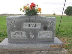 Claude E Jesse