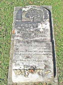 Matilda Moore