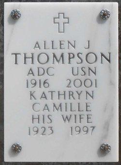 Allen J Thompson