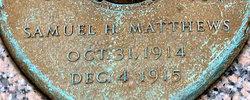 Samuel Matthews