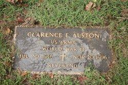 Rev Clarence Alston