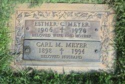 Carl Mamus Meyer